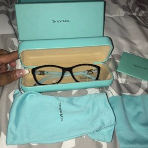 Authentic Tiffany eye glasses